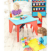 ELC Wooden Table and Chairs