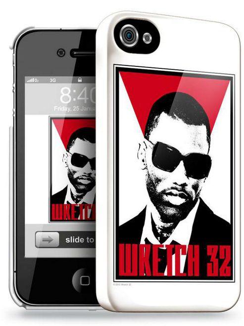 Upfront Case TRIP4W321 Official Wretch32 Phone Clip Case