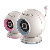 D-Link EyeOn DCS-825L Wireless HD Baby Monitor/Camera WLAN with 2-way audio, notifications and lullabies