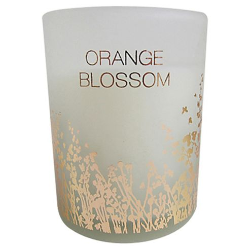 Greenhill & York Orange Blossom Boxed Candle