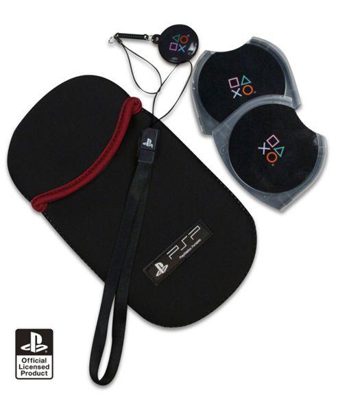 PSP - Starter kit