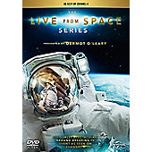 The Live From Space Series DVD