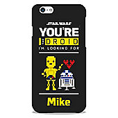 Star Wars® Pixel Black iPhone 6 Cover