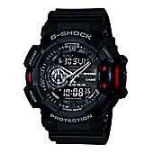 Casio G-Shock Mens World Time Stopwatch Countdown timer Watch GA-400-1BER