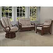 Desser Santiago 2pc & Rocker Chair set