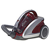 Hoover Curve TCU1410 Multicyclonic Cylinder Vacuum Cleaner