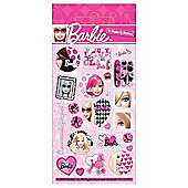 Stickers Barbie Stickers (6 pk)