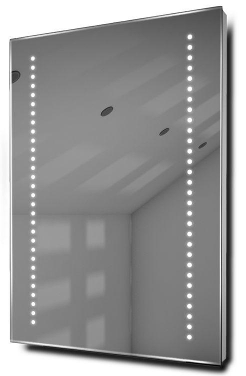Buy Gaze Battery Led Bathroom Illuminated Mirror With Pull