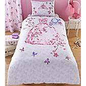 Glamour Princess Single Bedding