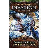 Warhammer Invasion : Path of the Zealot - Battle Pack - Card Deck