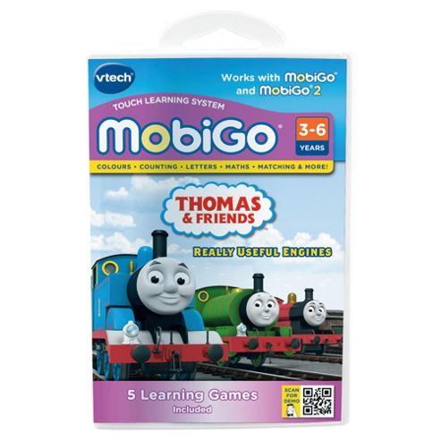 Vtech Mobigo Thomas Friends Software