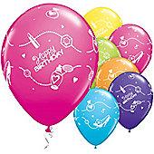 11' Birthday Shopping Spree Assortment (25pk)