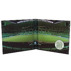 Celtic FC Stadium Wallet