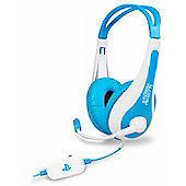 KIDZPLAY GAMING HEADSET BLUE