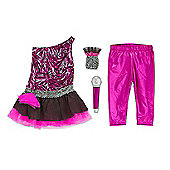 Melissa and Doug Rock Star Dress Up Costume Set