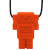 Jellystone Junior Teething Robot in Carrot