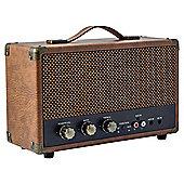 GPO Westwood  Bluetooth Speaker Brown