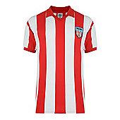 Sunderland 1978 Home Shirt - Red & White