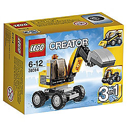 LEGO Creator Power Digger 31014