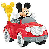 Mickey Mouse Mickey Figure And Vehicles