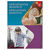Adobe Photoshop Elements 13 and Premiere Elements Bundle (PEPE)