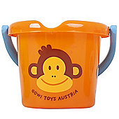 Gowi Toys Zoo Animal Bucket (Monkey)