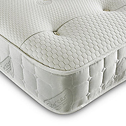 House Additions Goleta Coil Sprung Memory Foam Mattress - Small Double (4')