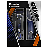 Gillette Fusion ProGlide Travel Gift Set