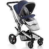 Jane Rider Pushchair (Blue Moon)