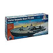 Motor Torpedo Boat PT-109 - 1:35 Scale - 5613 - Italeri