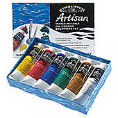 Winsor & Newton Artisan Water Mixable Oil Colour Beginners Tube Set