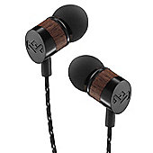 HOUSE OF MARLEY UPLIFT EARPHONES (MIDNIGHT)