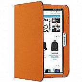 Techair Folio Stand Case (Orange) for Samsung 10 inch Galaxy Tab 4