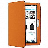 Techair Folio Stand Case (Orange) for Samsung 10 inch Galaxy Tab 4