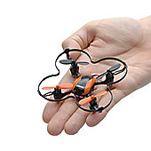 Udi Nano Quad Electric Micro Quadcopter Orange A-U839-G
