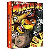 Madagascar 1-3 DVD Boxset