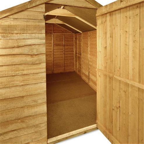 Sallas guide to get tesco garden shed for Garden shed tesco
