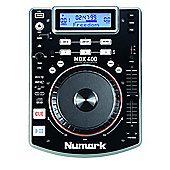 NDX400 - Tabletop Scratch MP3/CD Player With USB