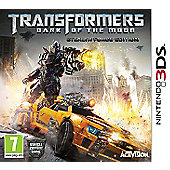 Transformers - Dark of the Moon - Nintendo3DS