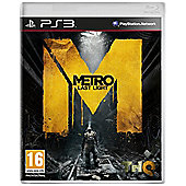 Metro: Last Light (PS3)
