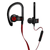 Beats by Dr. Dre Powerbeats 2 In-Ear Headphones - Black (Wired)