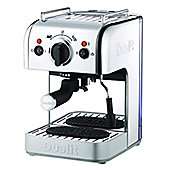 Dualit 84440 Espressivo 3-in-1 Coffee Machine - Polished S/Steel
