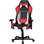 DXRacer Drifting Series Gaming Chair Black / White / Red OH/DF61/NWR