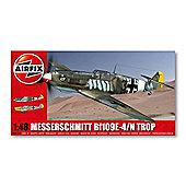 Airfix Messerschmitt Bf109E-4/N Trop (1:48 scale)
