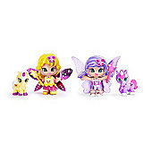 Pinypon Fairies Doll Double Pack