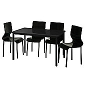 Premier Housewares Mode 5 Piece Dining Set