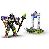 Mega Bloks World Of Warcraft Ironoak 29 Pieces