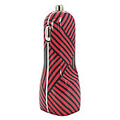 MITEC STYLE UNIVERSAL CAR CHARGER RED PATTERN