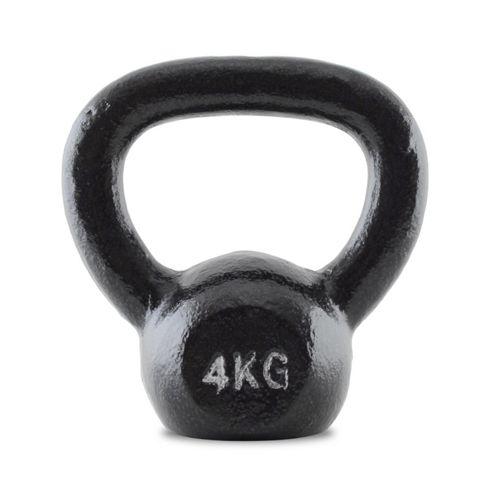 Bodymax 4kg Kettlebell Cast Iron