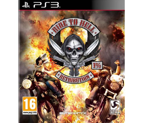 Ride To Hell (PS3)